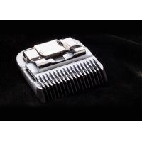 China 24 Teeth Stainless Steel Hair Clipper Blades For Animal Hair Trimmer Machine wholesale