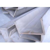 China Painted Surface 304 / 310S Stainless Steel Channel With Selectable Length wholesale
