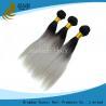 China Человеческие волосы 100% прямо Веаве 100 человеческих волос, постоянные человеческие волосы девственницы wholesale