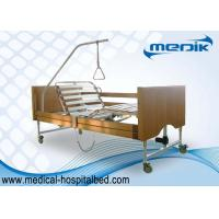 China Customized Medical Home Care Beds Foldable Hospital Bed For Elderly wholesale