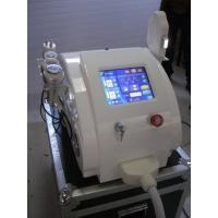 RF cavitation Laser Hair Removal Machine , ultrasonic vacuum ipl beauty equipment