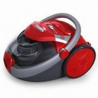 China Bagless Vacuum Cleaner, Large wheels with Rubber to Avoid Wood Floor Scratch wholesale