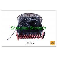 China OEM 0.2~3.1MPa Aluminum Fin Copper Tube Heat Exchanger For Air Handling Unit on sale