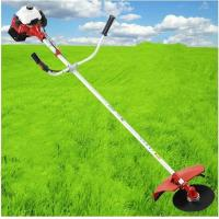 China CE GS EMC EU Petrol Brush Cutter garden Grass Cutter WITH Low vibration AND Low noise on sale