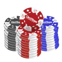 China Stolt Sponsor of Custom Souvenir Poker Chips wholesale