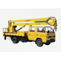 China Telescopic Boom Lift Truck wholesale