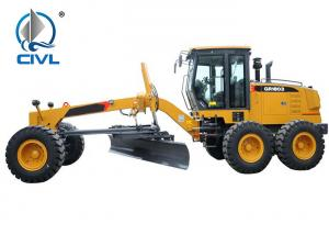 China XCMG GR1803 180HP Cumins Engine Hydraulic Motor Grader With Ripper Euro 2.3.4.5. wholesale