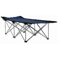 China Quick Stable Camping Bed with Durable Powder Coated Flating Steel (CA3741) wholesale