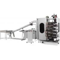 China Automatic Plastic cup six color offset printing machine on sale