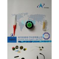 China D38999/26WE35SN Light Weight Circular Cable Connectors MIL-DTL-38999 Series III Round Connectors wholesale