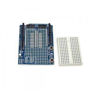 China Prototyping PCB Prototype Shield UNO R3 ProtoShield With Mini Breadboard wholesale