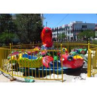 China Carp Fish Design Carousel Horse Ride For Them Park And Outdoor Playground wholesale