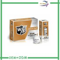 China Recycled Handmade Biodegradable Golf Ball Packaging Box For Skin Care Cream wholesale