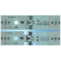 China FR-4, CEM-3 0.2mm - 7.0mm 2 layer Rogers / Taflon / Ceramic Rigid PCB for RF Board wholesale