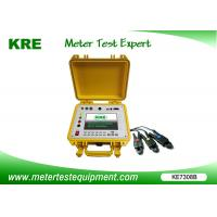 China Battery / External Power Portable Reference Standard Meter Field  Calibration Class 0.2 wholesale