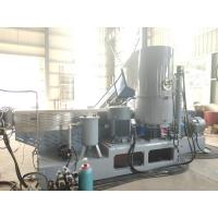 China Compactor Plastic Pelletizing Equipment / SS Plastic Granules Machine wholesale