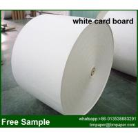 China Grade B Duplex Board With Grey Back wholesale