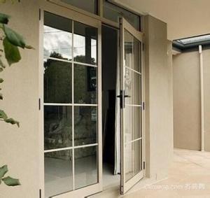 China Cutomized aluminum upvc/pvc doors and windows wholesale