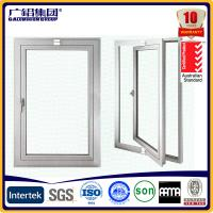 China aluminium pivot windows ,aluminium middle hung window wholesale