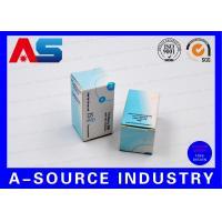 Acheter Steroid Vial Storage Box Matt Finish Anti - Fake Blue White Printing