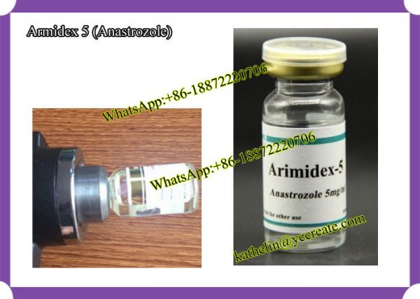 Quality Pre Mixed Steroid Liquid Armidex 5 (Anastrozole) For Bodybuilding for sale