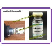 China Pre Mixed Steroid Liquid Armidex 5 (Anastrozole) For Bodybuilding wholesale