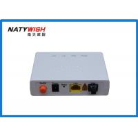 China ZTE Chipset GPON ONU Router 1GE Single Port For FTTH Support CLI WEB Management wholesale