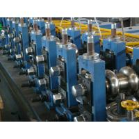 China Liquid Transportation Tube Mill Machine With 60 m / Min Water Steel Pipe wholesale