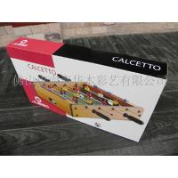 China Rectangle Designer Toy Box , Personalised Paper Toy Storage Box Offset Printing wholesale