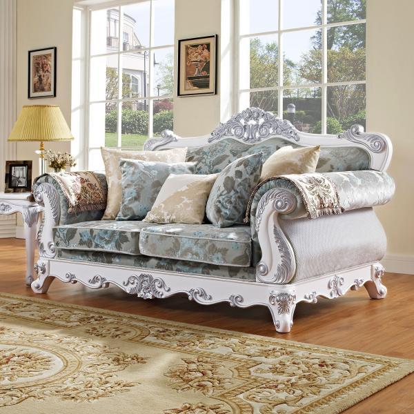 Luxury classic european sofa set images for Classic style sofa