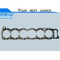 Quality 1111412650 Engine Coolant Leak Head Gasket For ISUZU CXZ51K Metal Color for sale