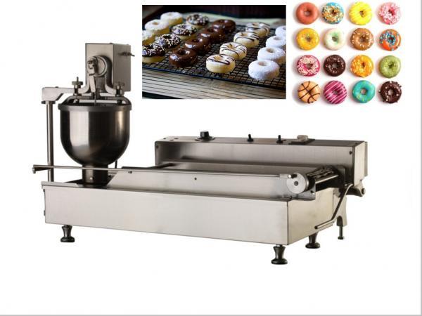 commercial mini donut machine