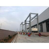 China Light duty electric Single girder overhead cranes travelling crane with 10 T load capacity wholesale