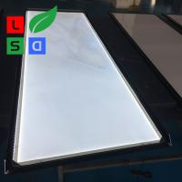China LED Aluminum Frame Light Box Ultra Slim For Indoor Poster Display wholesale