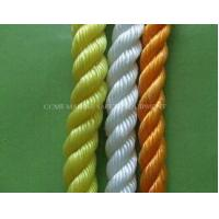 China 3 Strands 1MM-3MM PP/ Polyethylene/ Nylon/ Polyester ropes/ twine and Braided Rope wholesale