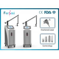 Fractional CO2 Laser Manufacturer acne removal machine newestFractional Laser CO2 Burn Debridement Treatment