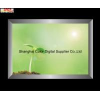 China Flip / Clamshell Type Slim LED Light Box Outdoor Advertising Lightbox For Airport wholesale