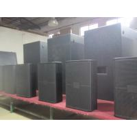 China Dual 18 In Professional Subwoofer Speakers For Performance , 1600 W Power wholesale