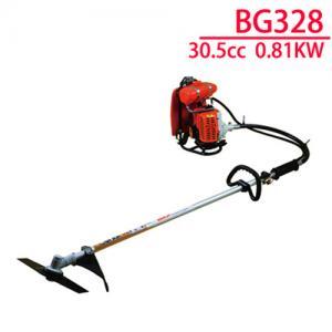 China Garden tool 33cc BG 328 Knapsack Petrol brush cutter for plant trees wholesale