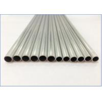 China Thin Round Brazing Aluminum Pipe For Automotive Engine Cooling Module on sale