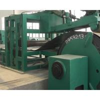 China 8 - 25mm High Speed Full Automatic Cut To Length Line Sheet Metal Shearing Machine wholesale