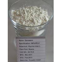 Buy cheap No Side Effect 99% Purity Natural Extract Genistein 446-72-0 For Cancer from wholesalers