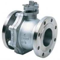 China Floating Cast Steel Ball Valve 150LB 300LB 600LB on sale