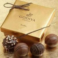 China Chocolate Gift Box with Magnet, Measures 25x16x7cm wholesale