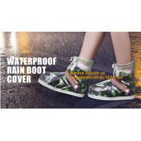 China PVC VAMP, PVC SOLE, PVC SHOES, PVC BOOTS,WATERPROOF RAIN BOOT COVER,reusable shoe rain cover ,waterproof safety rain boo wholesale