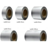 China Aluminum Single Sided Butyl Rubber Tape / Foil Backed Butyl Tape wholesale