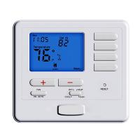 Buy cheap Digital Heating Room HVAC Thermostat Heat Pump Air Conditioner Temperature Controller from wholesalers