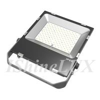 China Streamline Design Slim 150W Led Floodlight  SMD 3030 Chips Highly Bright wholesale