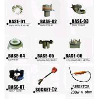 China HID Bulb Base and Adaptors wholesale
