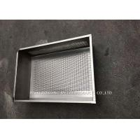 Buy cheap 201 / 304 Stainless Steel Tank Laser Cutting  Holes For Filtering Water from wholesalers